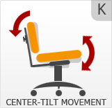 Center Tilt Movement